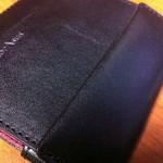 abrAsus薄い財布(高島屋限定)買ったフォトレポートと感想