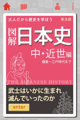 日本史 中・近世編