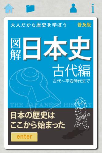 図解日本史 古代編