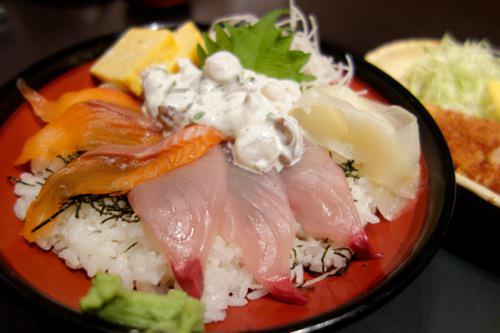 ふらり寿司 熱き漢のランチ