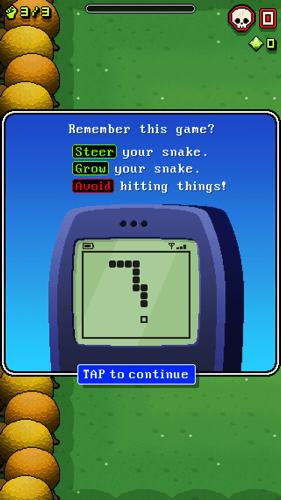 スネーク系ゲーム