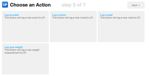 IFTTT  Create Recipe