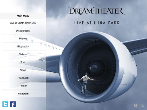 Dream Theater 360