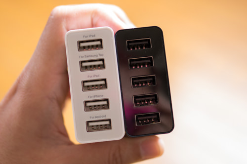 Anker 40w usb charger 02