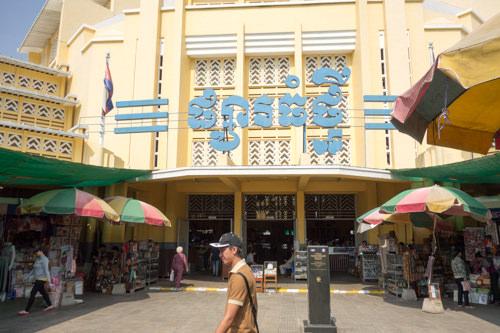 Cambodia center market 04