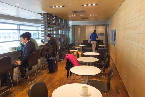 Chubu airport star alliance lounge 03