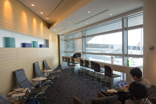 Chubu airport star alliance lounge 05