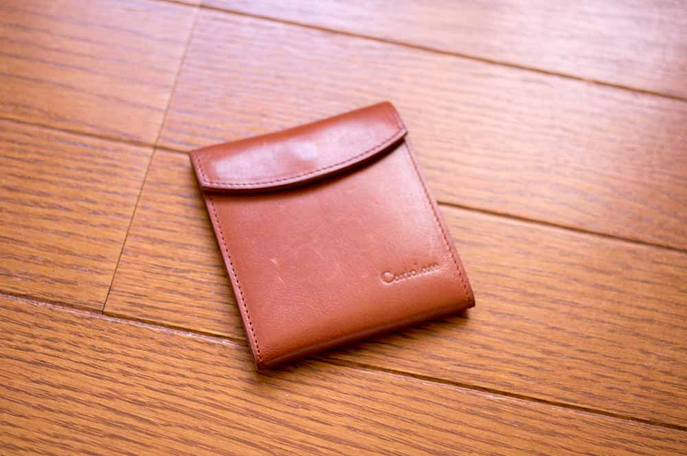 Cartolare flat wallet 1
