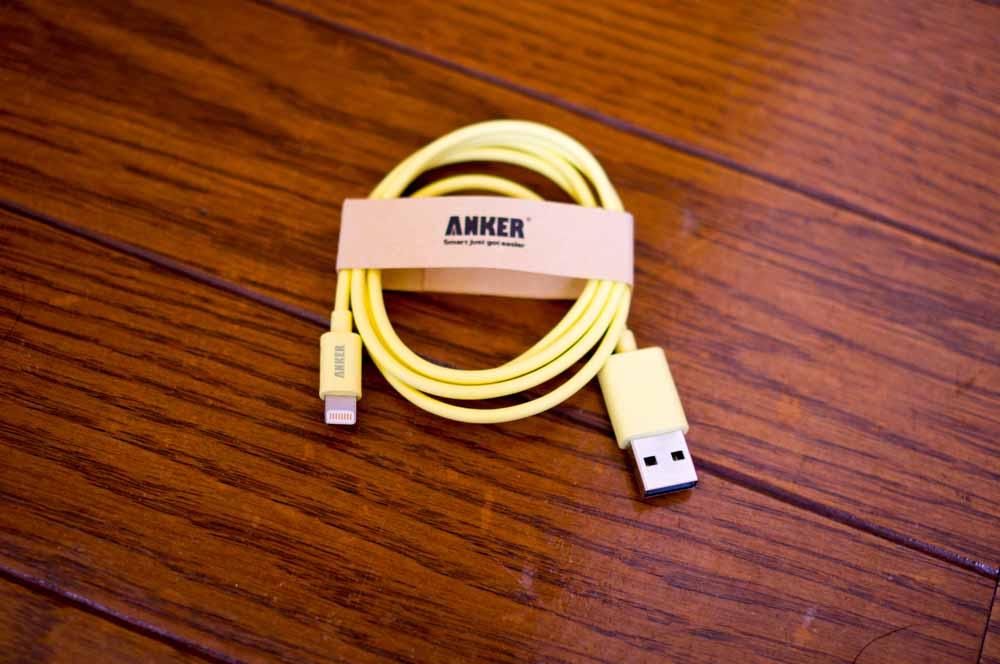 Anker lightning 1