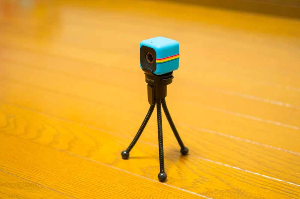 Polaroid cube 2