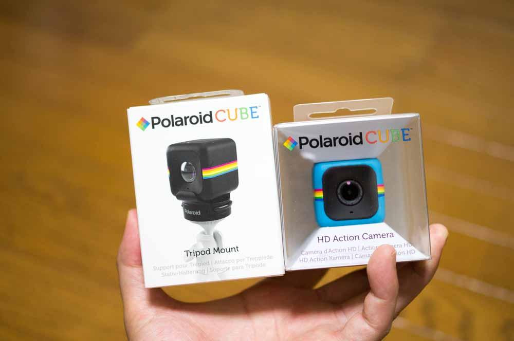 Polaroid cube 6