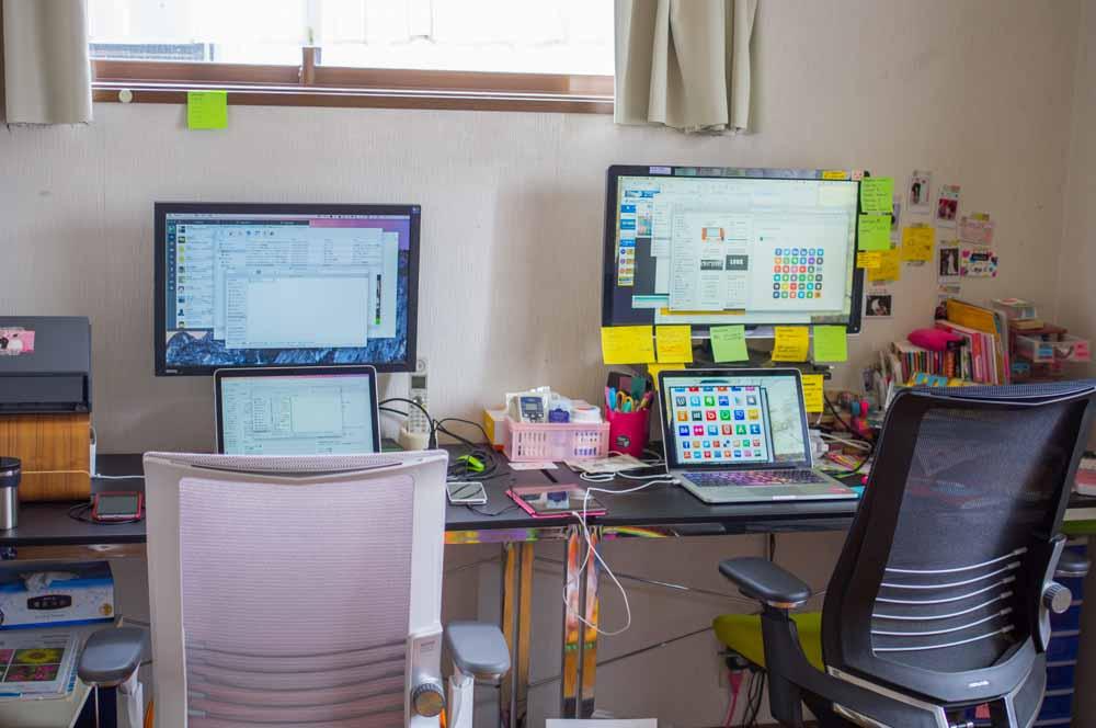 Arround my desk 11