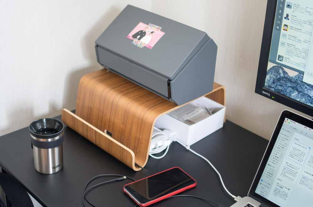 Arround my desk 4