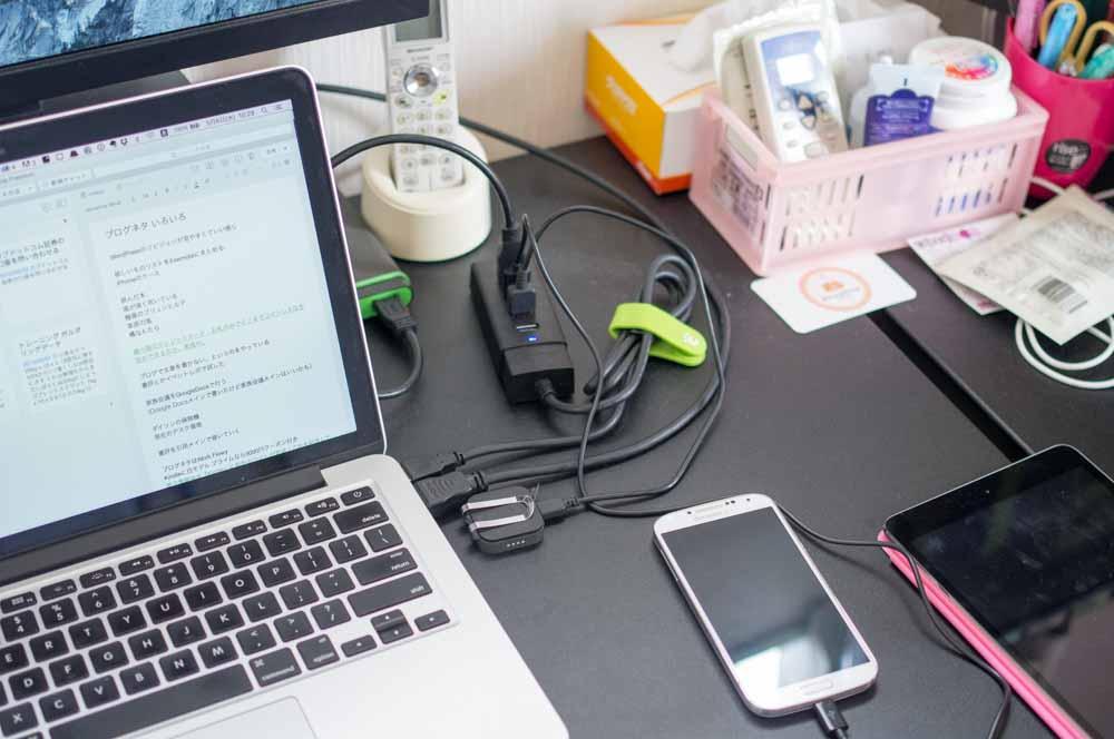 Arround my desk 5