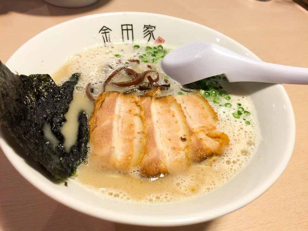 Hakata gourmet 1