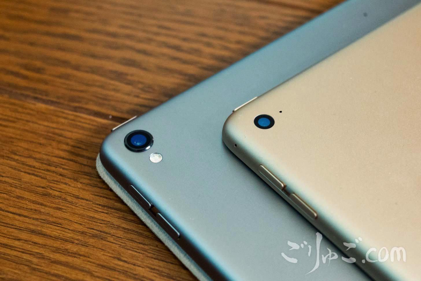 新旧iPadPro比較 2