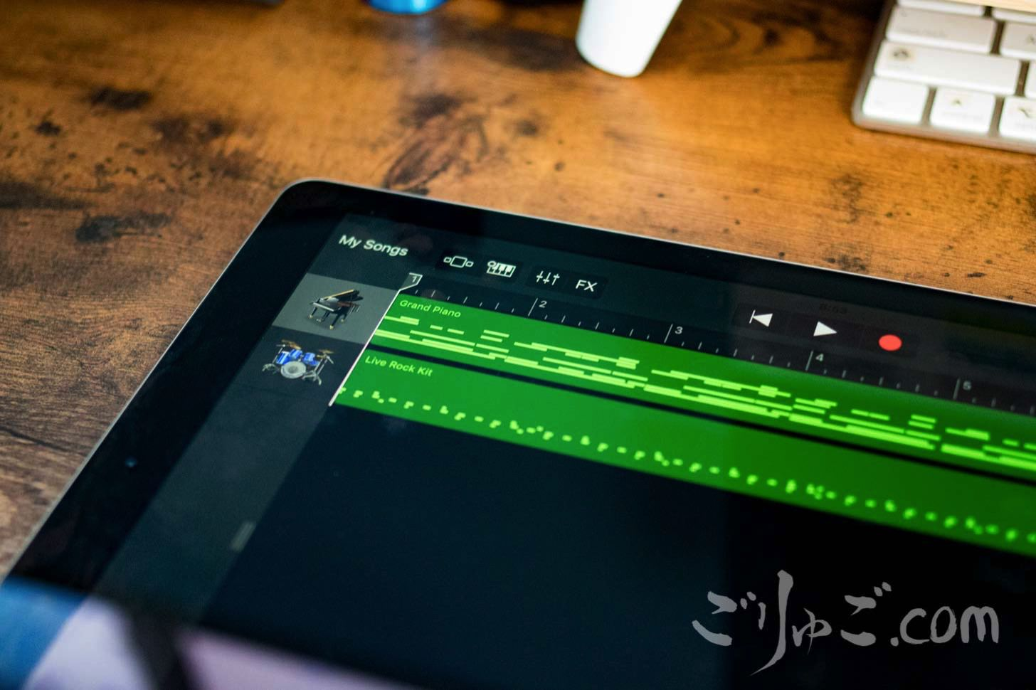 新旧iPadPro比較 3
