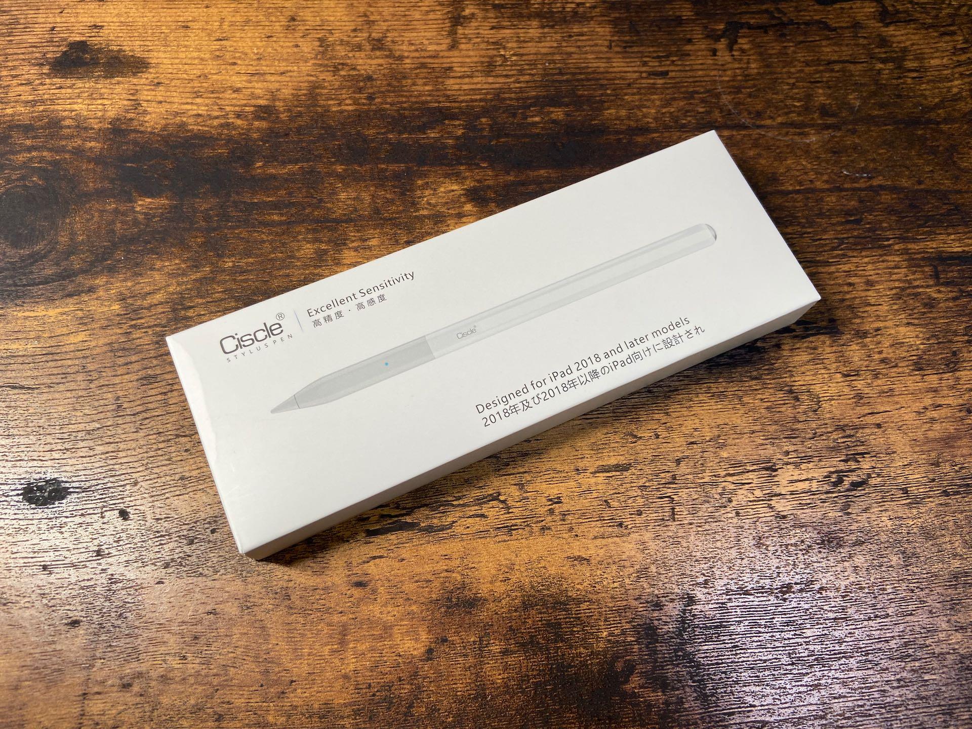 Ciscleスタイラスペン(Amazon販売価格2999円)